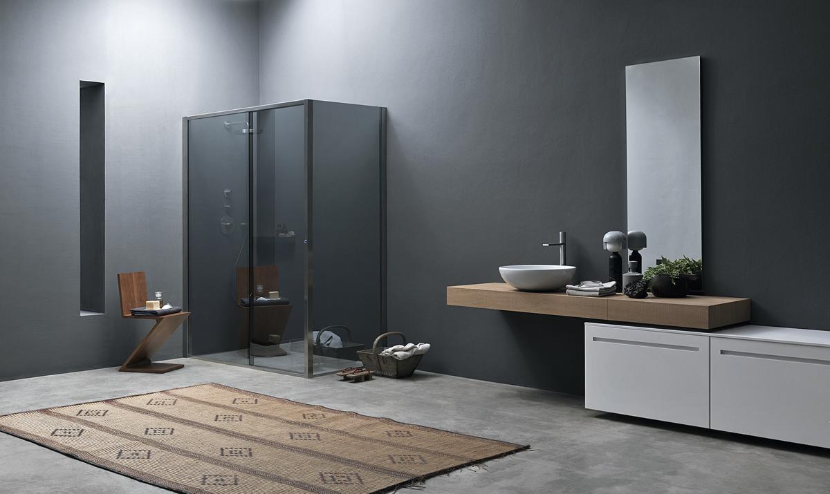 Vuoi bagno moderno e di lusso scopri come for Design di cabine di lusso