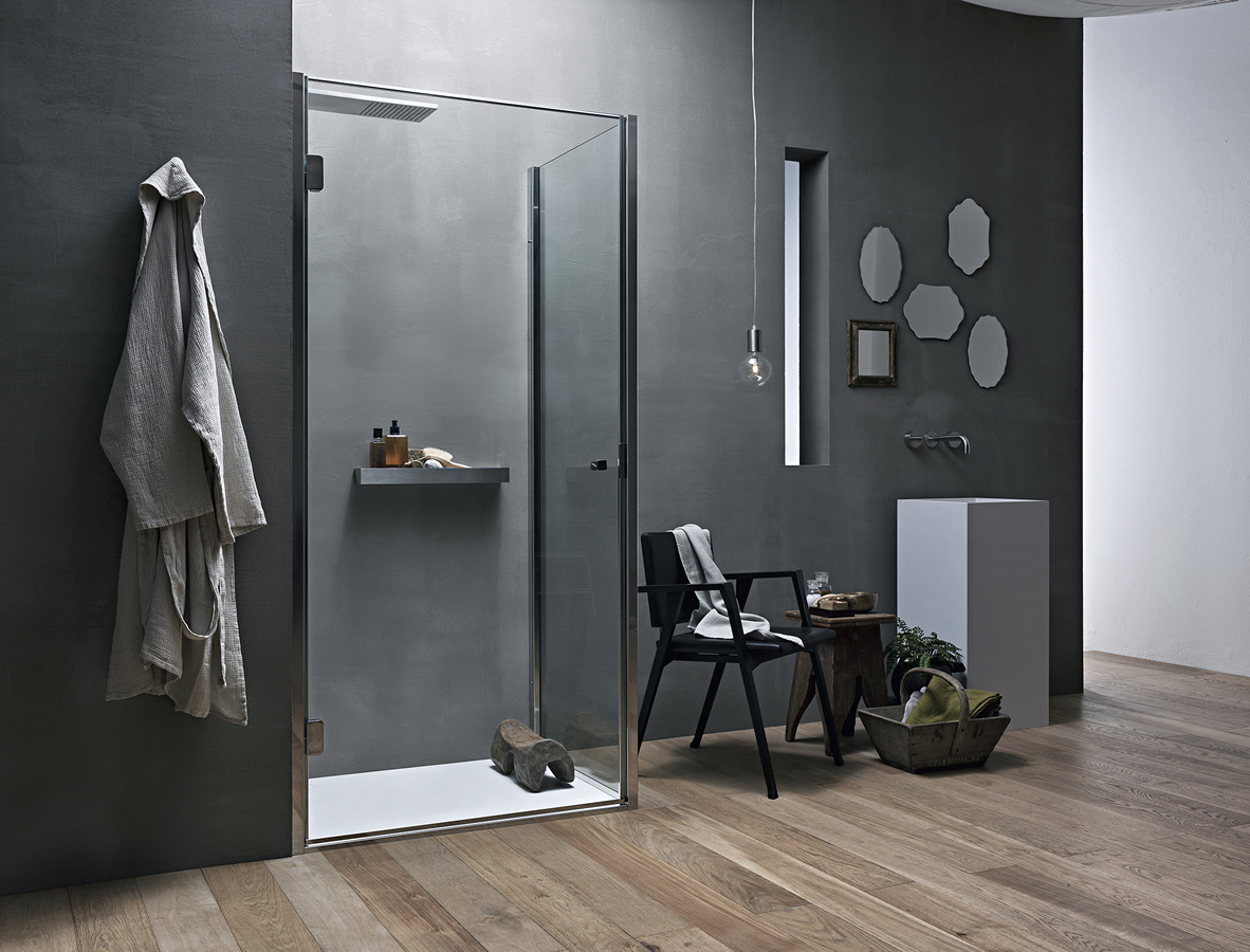Cabina doccia angolare - Bithia