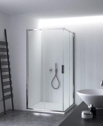 Chia | Collezione cabine doccia - Calibe