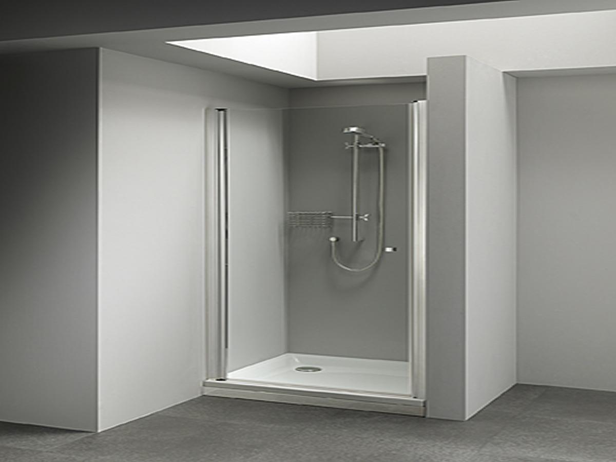 Porta doccia nicchia palau - Cabina doccia esterna ...