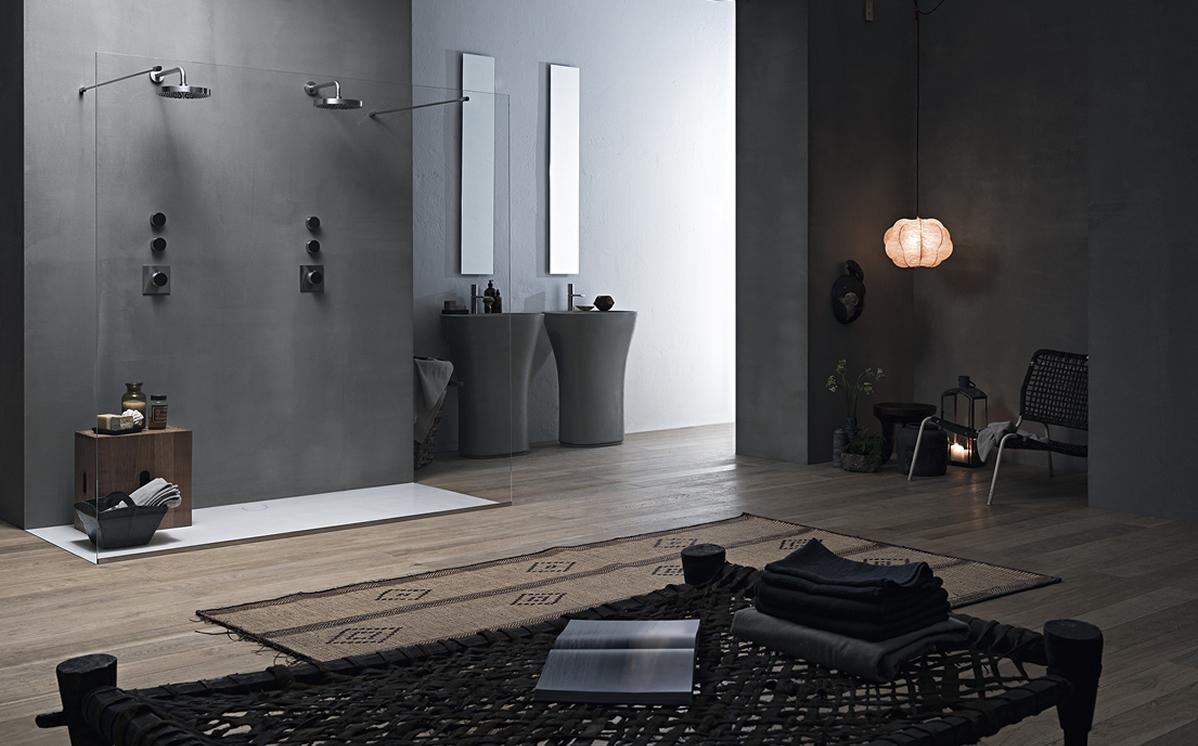 Perch scegliere i piatti doccia a filo pavimento - Alternativa piastrelle bagno ...