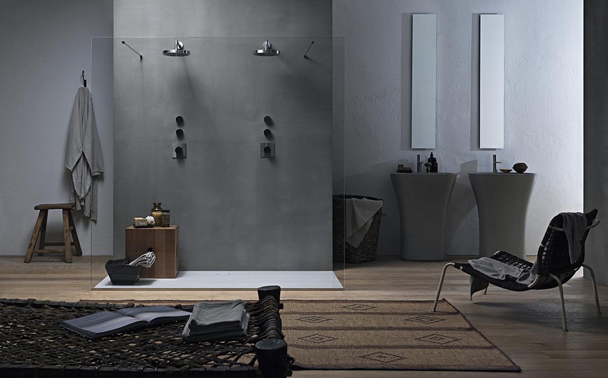 Perch scegliere i piatti doccia a filo pavimento for Design di cabine di lusso