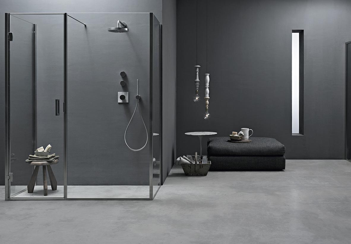 Pareti Per Vasca Da Bagno Angolare : Parete per doccia parete fissa per box doccia smeralda in