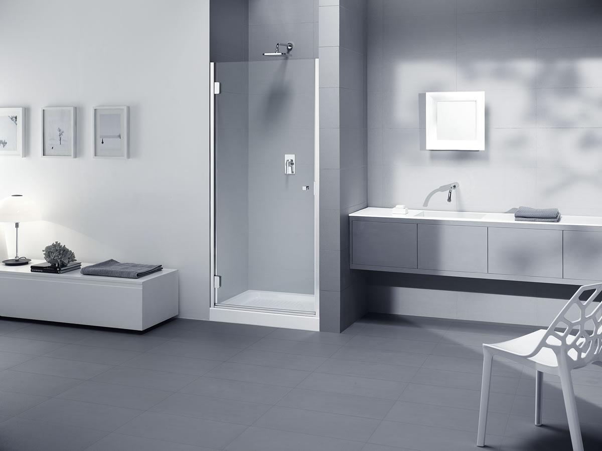 Porta doccia nicchia - Bithia