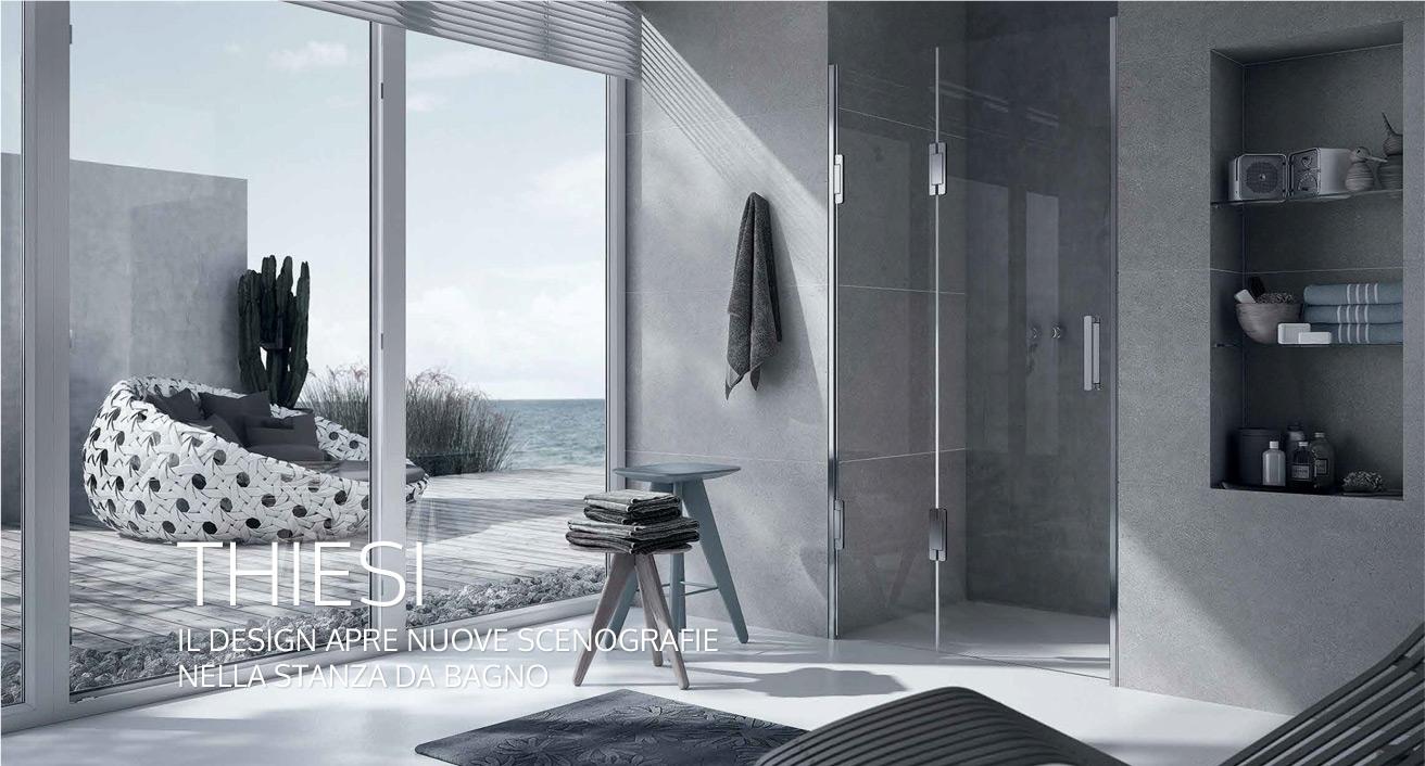 Calibe cabine e box doccia su misura in cristallo