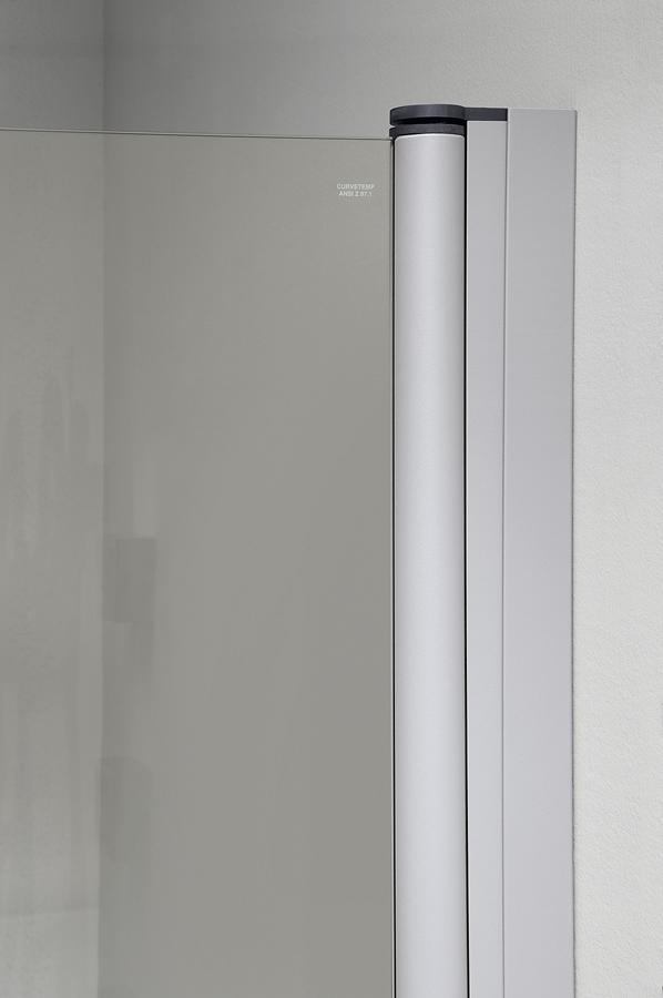 Round Shower Enclosure Inward And Outward Opening Doors Calibe