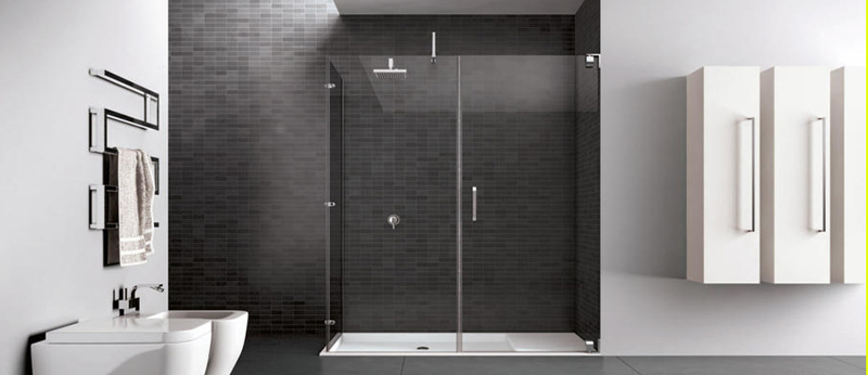 Idee Rivestimento Bagno Moderno : Il rivestimento del bagno con doccia ...