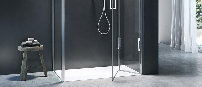 Novit sulle docce moderne - Box doccia design minimale ...