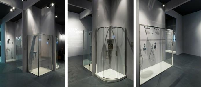 idee per bagni moderni secondo cersaie 2015 - calibe - Docce Bagni Moderni