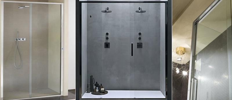 Come scegliere un box doccia ad ante scorrevoli