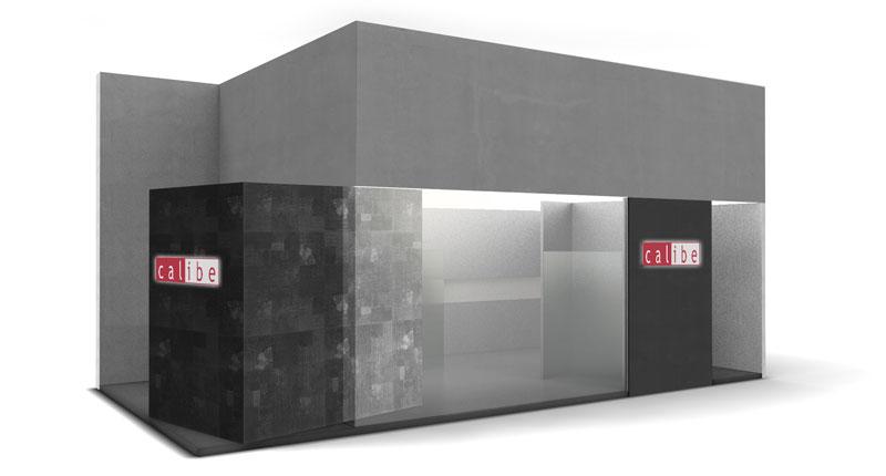 Salone del Mobile 2016 - Calibe - Box doccia