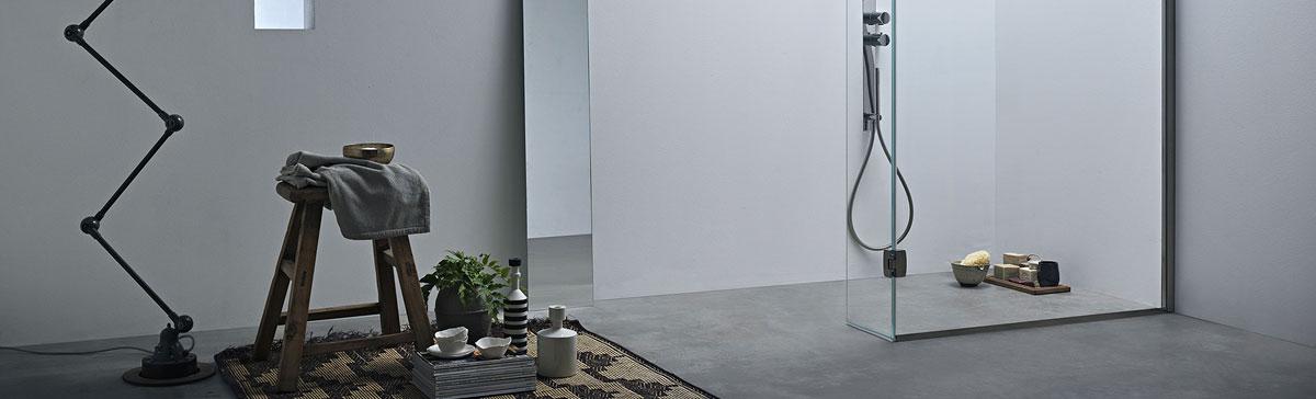 Novit sulle docce moderne e sul mondo dell 39 arredo bagno - Doccia a filo pavimento ...