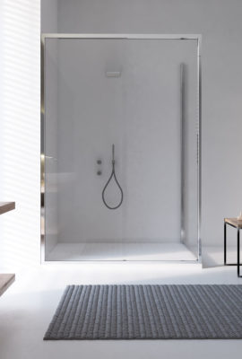 Cabine doccia e box doccia su misura in cristallo e - Cabine doccia moderne ...