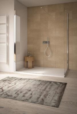 Cabina doccia linea trasparenza